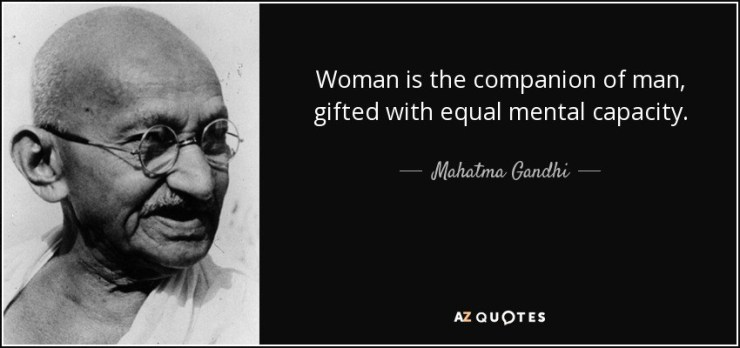 equality-quotes-woman-is-the-companion-of-man-gifted-with-equal-mental-capacity