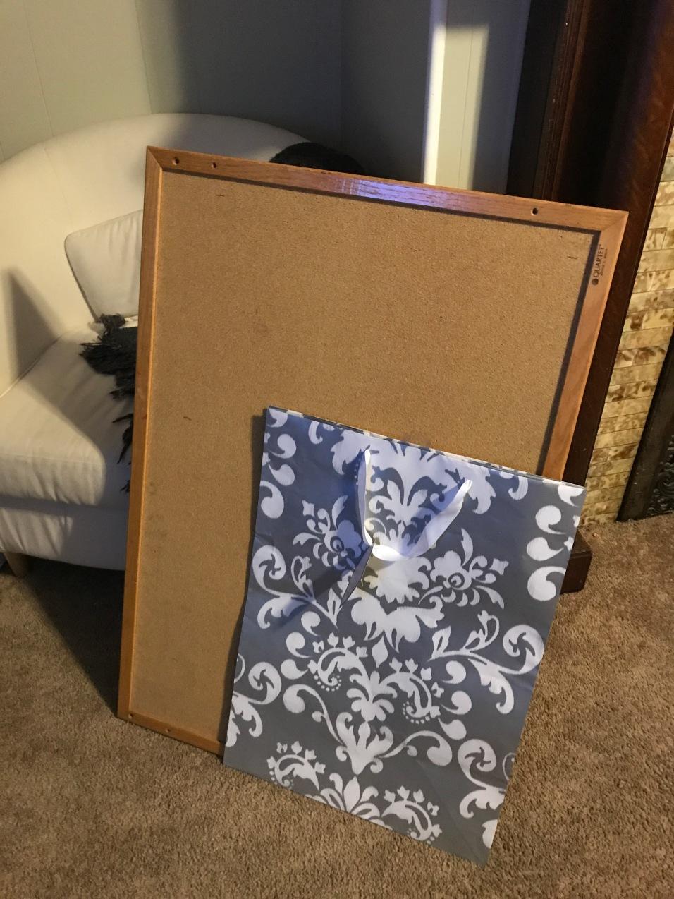 self-care vision board process